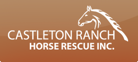 Castleton Ranch Horse Rescue Retina Logo