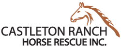 Castleton Ranch Horse Rescue Logo